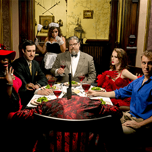 Austin Murder Mystery: death at the dinner table